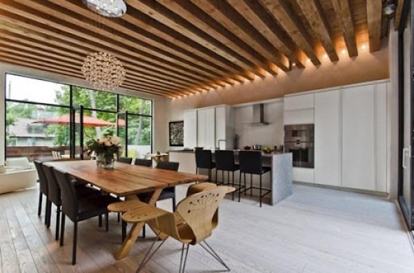 Primera casa en Montreal con una certificación LEED Platinum