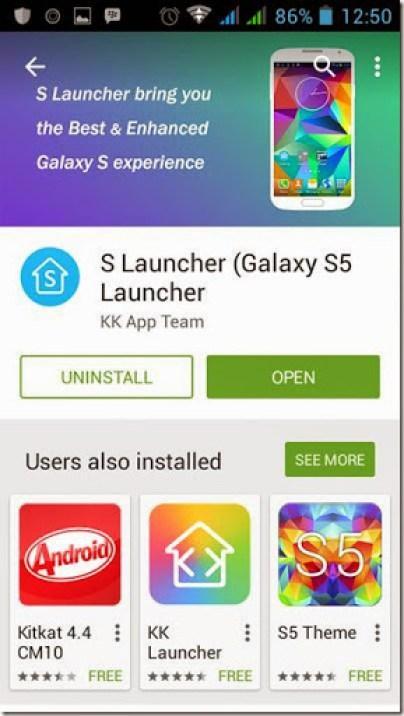 cara paling mudah merubah tampilan smartphone android