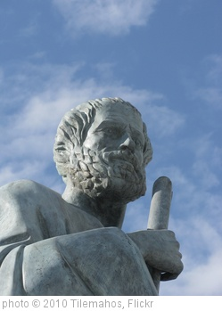 'Aristotle (384-322 BC)' photo (c) 2010, Tilemahos - license: http://creativecommons.org/licenses/by-sa/2.0/