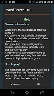 Word Search screenshot 09