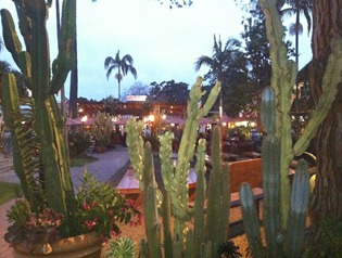 dinner at Casa De Reyes in Old Town San Diego