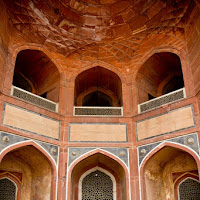 Humayun's Tomb, UNESCO World Heritage site in Delhi - Canon T2i