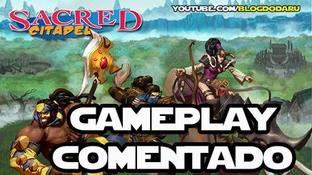 Sacred Citadel – Gameplay Comentado