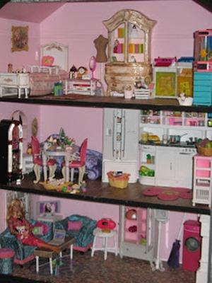 DIY Barbie House
