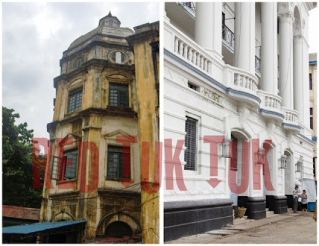 rangoon architecture