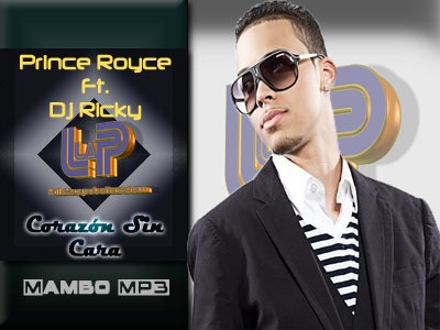 Prince Royce Ft. Dj Ricky - Corazon Sin Cara