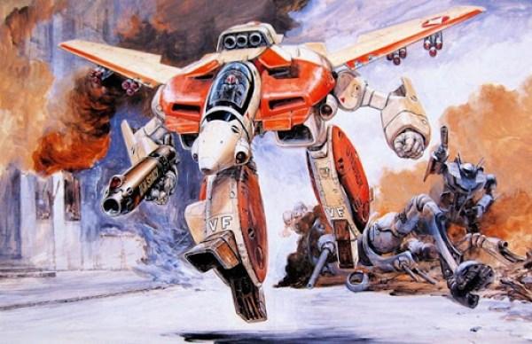robotech macross war