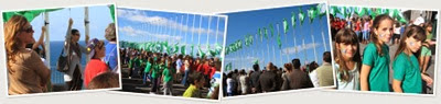 Ver Hastear Bandeira Verde 2013