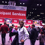 35º Chicago Marathon (7-Octubre-2012)