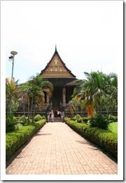Haw Phra Kaew Vientiane