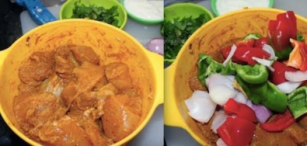 Chicken Tikka step3