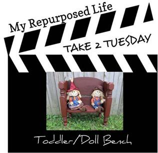 take 2 tuesday toddler-doll bench