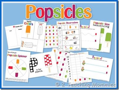 popsicles unit