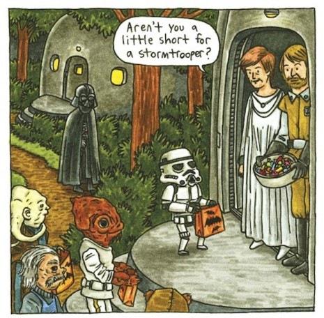 Darth Vader Good Father 4