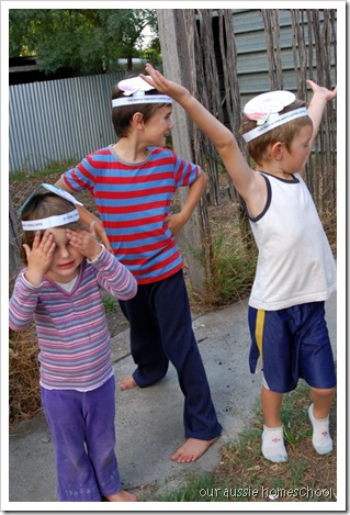 Brain Hat ~ Our Aussie Homeschool