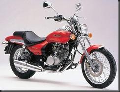 Kawasaki EL 125 Eliminator 97