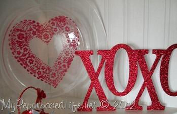 repurpose thrifted plates