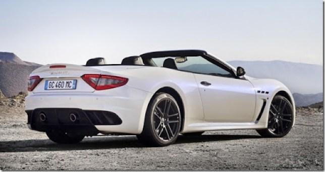 Maserati GranCabrio MC (2)