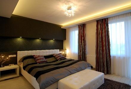 decoracion-habitacion-cama-cabecera-negra