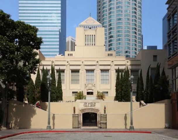 Biblioteca de Los Angeles Illuminati 9