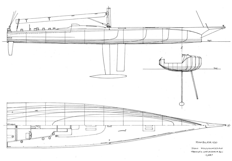 Donan Raven S Sailing Trivia Rambler 100