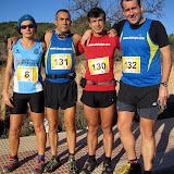 VIII Marcha y Carrera de Montaña de Castalla (8-Diciembre-2010)