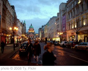 'Belfast, Northern Ireland' photo (c) 2008, Ty - license: http://creativecommons.org/licenses/by-sa/2.0/