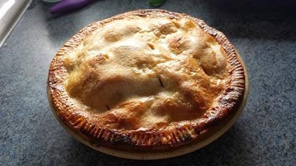 Massive pie for the masses!