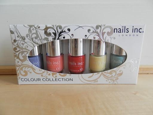 Nails Inc Spring