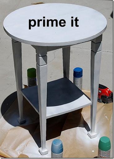 prime it