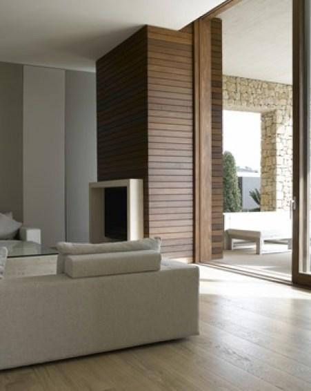 revestimiento-pared-madera-chimenea