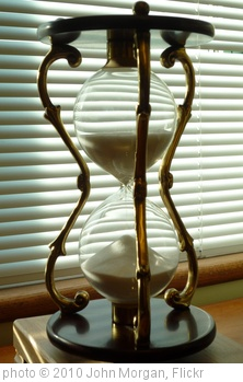 'Hourglass' photo (c) 2010, John Morgan - license: http://creativecommons.org/licenses/by/2.0/