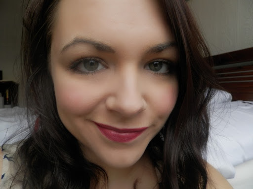 Soap and Glory Pom Pom Lipstick review