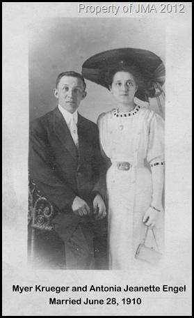 Myer Krueger & Antonia Engel