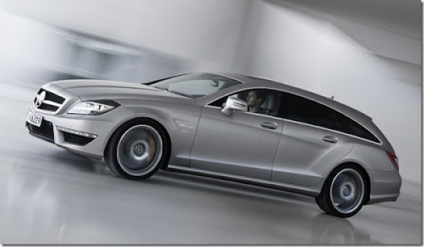 Mercedes CLS 63 AMG Shooting Brake  (5)