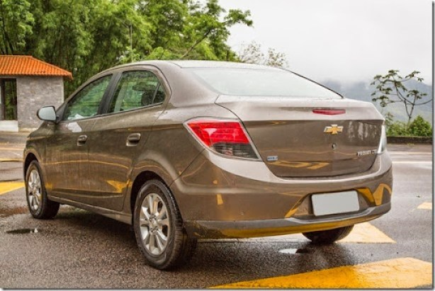 Chevrolet Prisma LTZ AT6 2014 (12)