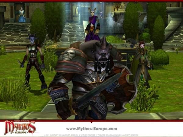 Mythos Online