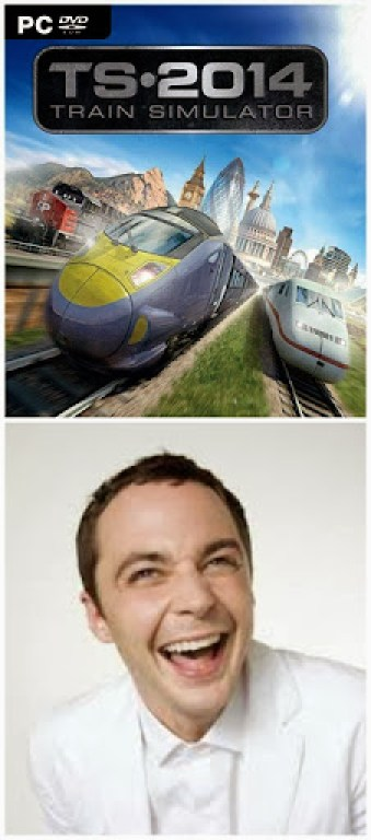 Train Simulator 2014 Sheldon