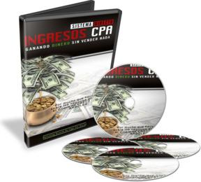 ingresoscpa Ingresos CPA   Sistema directo y comprobado para ganar dinero en internet sin tener que vender absolutamente nada