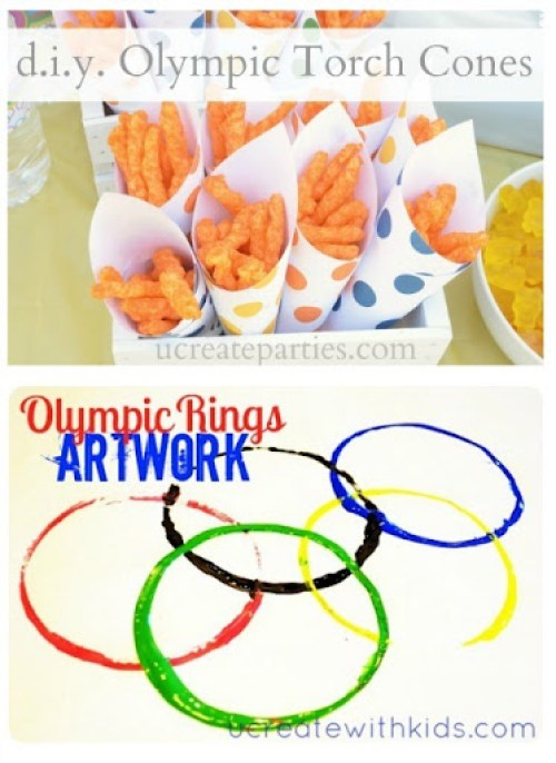 2012 Olympic Party Ideas!