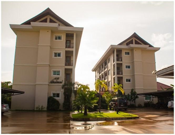 Ab Apartment Vientiane