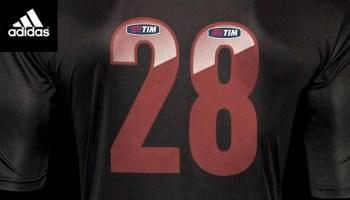 """2304045f9ce In """"Flamengo"""". adidas cria camisa comemorativa para Hernane pelos 28 gols"""