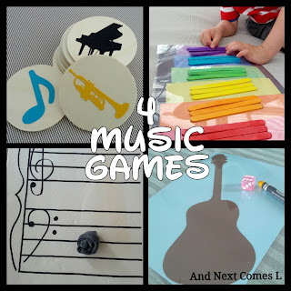 Music Fun for Your Little One
