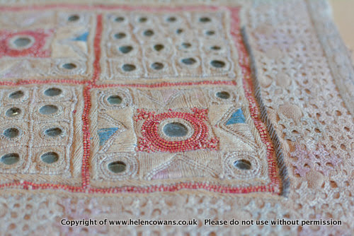 Antique Indian Embroidery 3