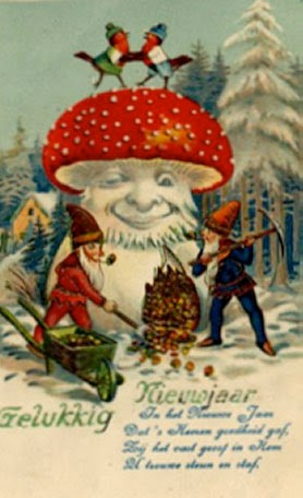 OBVIOUSBLOG Yuletide Traditions Amp The Amanita Muscaria