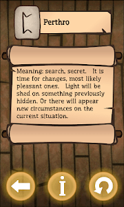 Fortune Teller (runes) screenshot 8