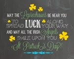 Made in a Day - Irish Blessings Printable