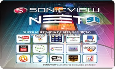 SONIC VIEW NET 3D CABO
