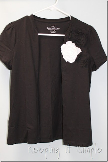 t-shirt to cardigan (11)