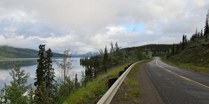 Fox Lake heading north